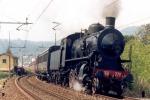 Treno a vapore alla scoperta del Sannio