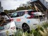 Nissan partecipa alla Electric Marathon con sei Leaf