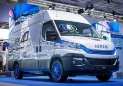 Ad Hannover Iveco si presenta con proposte 'diesel free