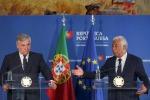 Antonio Tajani e Antonio Costa