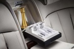 Con l'opzione Privacy Suite la Phantom diventa un luogo che garantisce la massima riservatezza ai passeggeri