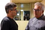 Ciak si mangia, chef Corelli porta a tavola film di Genovese