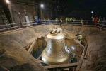 La campana più grande del mondo in una fonderia di Cracovia