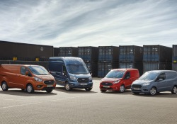 All'IAA di Hannover, Ford presenta Transit da 2 tonnellate