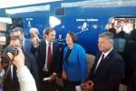 Inaugurazione della linea ferroviaria Udine-Trieste- Lubiana