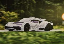 Mercedes-AMG rompe il segreto sulla sua hypercar da 1000 Cv