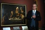 Caravaggio-Rembrandt, scambio capolavori