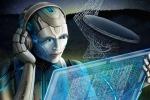 L'intelligenza artificiale in ascolto dei segnali prodotti dall'universo violento in cerca di quelli che potrebbero avere un'origine artificiale (fonte: Breakthrough Listen image)
