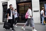 Raddoppiano i turisti cinesi in Europa