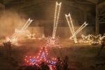 Pomezia si accende con il Light Festival, 27 artisti