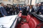 Casellati, auto d'epoca eccellenza italiana e da tutelare