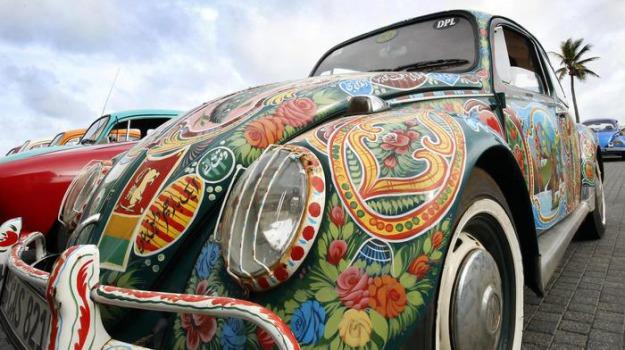 maggiolino, Volkswagen, Sicilia, Cultura