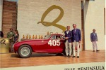 Premiate in due eventi a Monterey un'Alfa e una Ferrari, simbolo della Freccia Rossa
