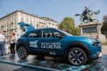 Aerogravity, tour a Torino e Napoli con comfort di C4 Cactus