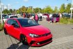 Oltre 16mila appassionati hanno festeggiato le 7 generazioni di Golf GTI a Wolfsburg, in Sassonia