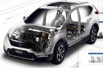 Al via la produzione per l'Europa della Honda CR-V ibrida