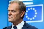 Tusk, affrontare il tema migranti senza retorica