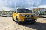 Suzuki, stile e tecnologia al top per nuova Vitara