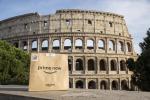 Amazon: a Roma adesso consegna anche pecorino e guanciale