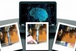 Gli scienziati del Mit hanno messo a punto un sistema di intelligenza artificiale in grado di ricostruire un video a partire da pochi fotogrammi (fonte: Mit)