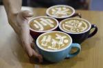 Bar d'Italia, caffè espresso e cornetto binomio più gettonato