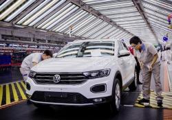 Vw rafforza presenza in Cina, inaugurati 3 nuovi impianti