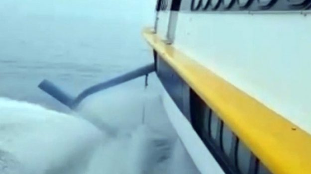 Si torna agli orari invernali: ridotti i collegamenti con le isole Egadi