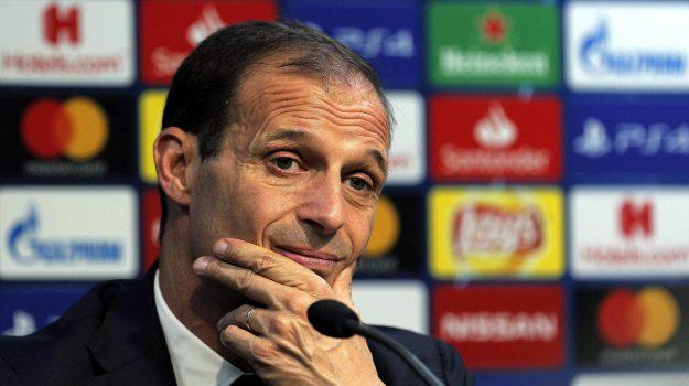 allenatore, Juventus, SERIE A, Massimiliano Allegri, Sicilia, Calcio