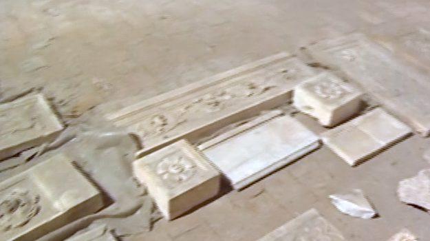 Partito il restauro dell'altare del Gagini allo Spasimo di Palermo