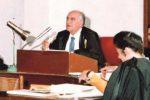 """Trent'anni fa l'omicidio del giudice Giacomelli, Mattarella: """"Fu lontano dal clamore mediatico"""""""