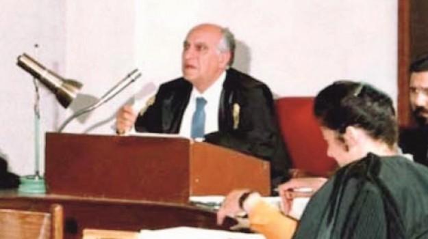 omicidio Alberto Giacomelli, Trapani, Cronaca