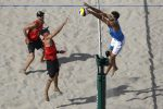 Alex Horst, il CR7 del beach volley