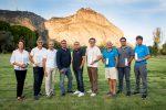 Golf: i palermitani Contino, Palmeri e Tedesco conquistano la finale italiana di Bmw International