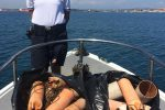 Augusta, la capitaneria di porto sequestra un attrezzo per la pesca di polpi