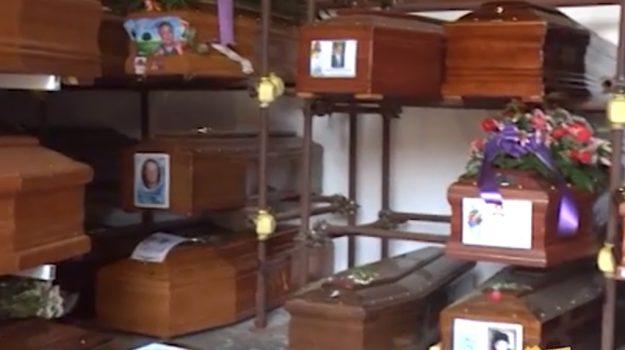 I posti non bastano, è emergenza sepolture nei cimiteri di Palermo