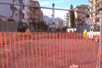 Anello ferroviario, cantiere fermo in via Sicilia a Palermo