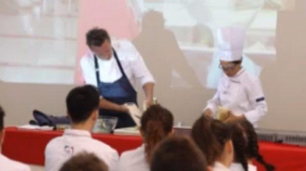 Studenti di Erice incontrano lo chef americano Marc Murphy