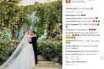 Nozze Ferragnez, con oltre 32 milioni di interazioni Chiara e Fedez sbancano Instagram