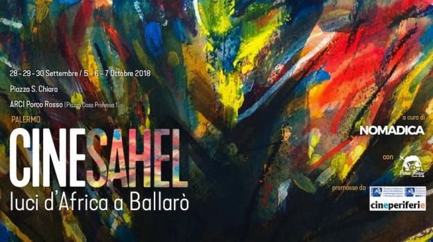 cinema africano film palermo, Palermo, Cultura