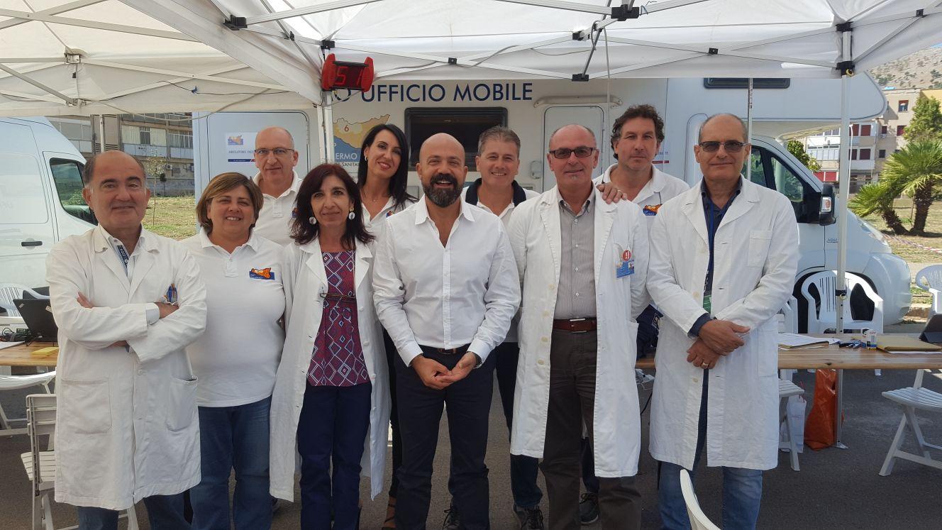 Ufficio Di Igiene Palermo : Palermo fallita rapina all ufficio postale due arresti la sicilia