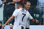 Serie A: Ronaldo trascina la Juve, pari per la Roma e tre punti per il Genoa