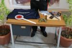 Piante di marijuana, hashish e denaro in casa a Frigintini: un arresto