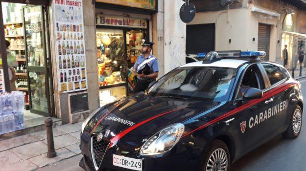 furto a palermo, Palermo, Cronaca