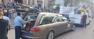 Morto in un incidente a Castellammare, a Partinico l'ultimo saluto a Giuseppe