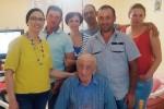 Partanna, ha 105 anni il più anziano del paese: i festeggiamenti