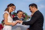 Roy Paci sposa la sua Giovanna a due passi dal mare, cerimonia e party al Nautoscopio di Palermo