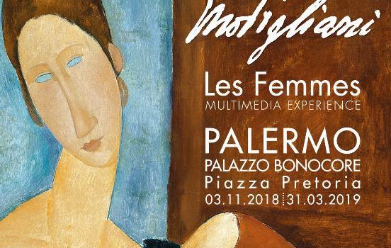 mostra modigliani palermo donne, Palermo, Cultura