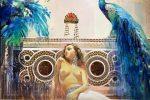 """""""Un regno nel sole"""", in mostra a Cefalù le opere di Benedetto Poma: le foto"""