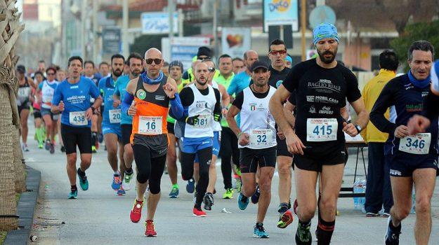 atletica, maratona, Palermo, Sport