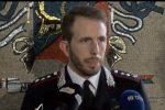 """Estorsione a Trabia, il comandante Minicucci: """"Grande attenzione su chi ha già scontato il 416 bis"""""""